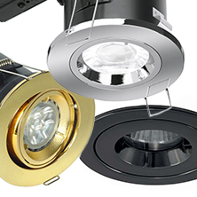 Fire Rated Downlight Cans